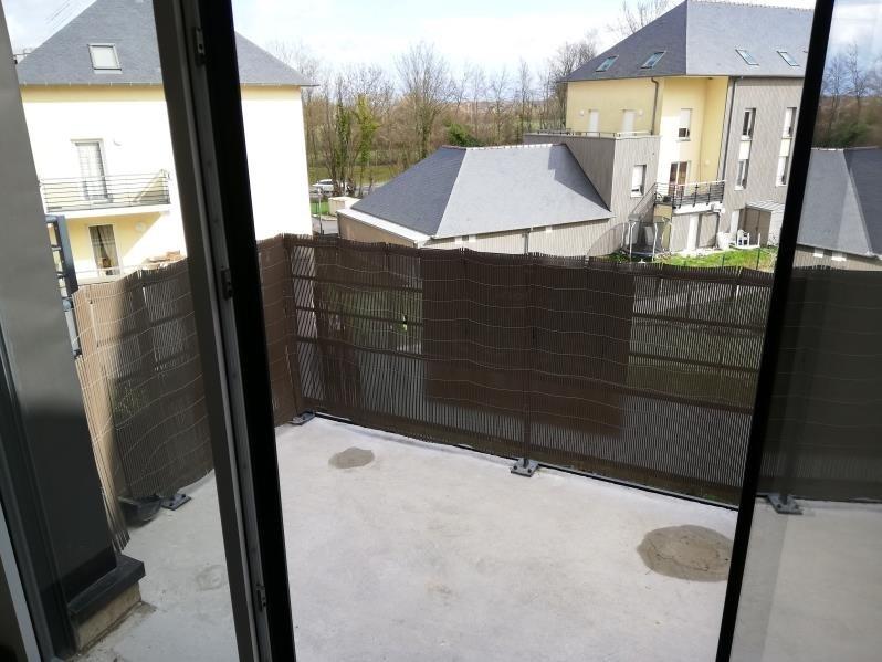 Rental apartment Honfleur 582€ CC - Picture 2