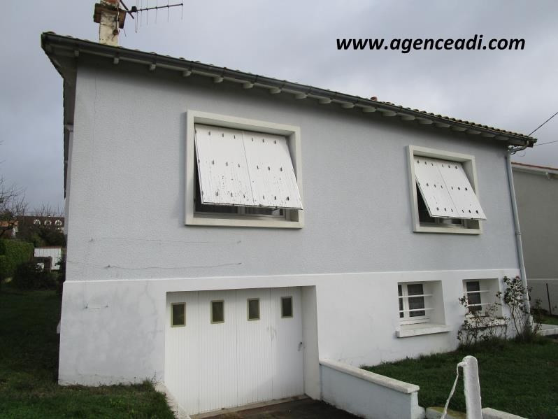Vente maison / villa Pamproux 65 000€ - Photo 1