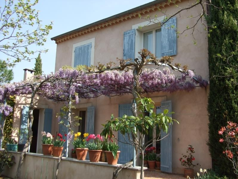 Vente maison / villa Carpentras 378000€ - Photo 4