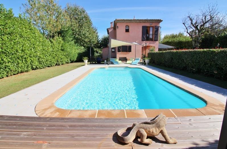 Vente maison / villa Saint cezaire sur siagne 516800€ - Photo 1