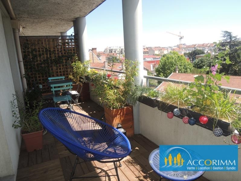 Vente appartement Villeurbanne 280 000€ - Photo 2