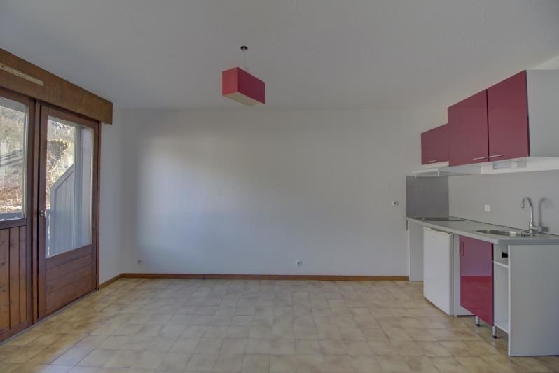 Rental apartment Le fayet 560€ CC - Picture 1