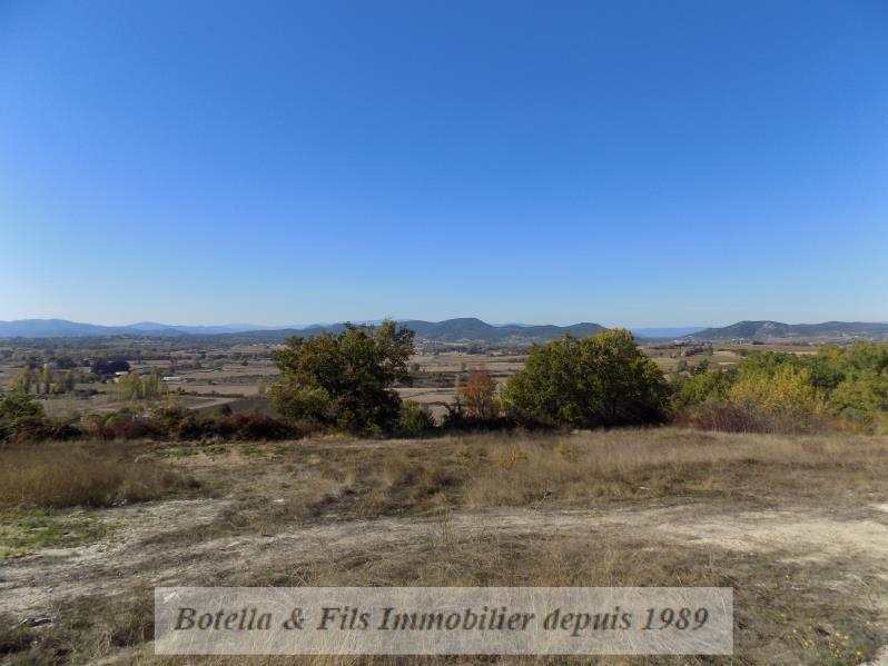 Vendita terreno Barjac 156000€ - Fotografia 2