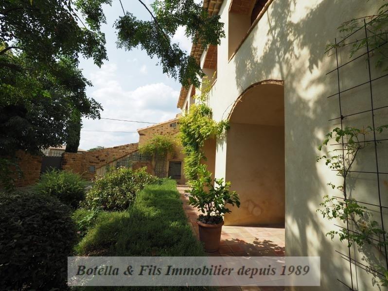 Verkoop van prestige  huis Goudargues 556000€ - Foto 13