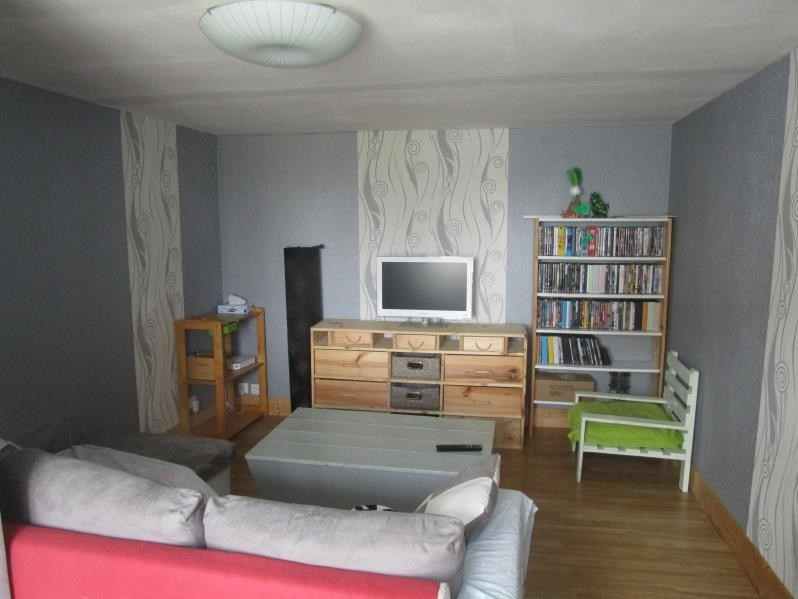 Vente maison / villa Exireuil 90000€ - Photo 4
