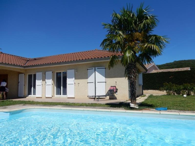 Vente maison / villa St maurice l exil 267000€ - Photo 1