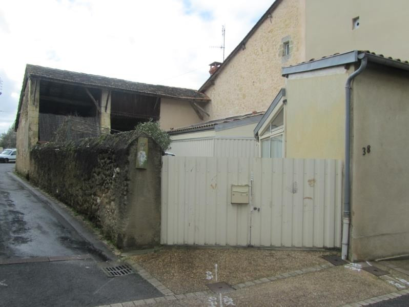 Vente maison / villa Mussidan 143500€ - Photo 1