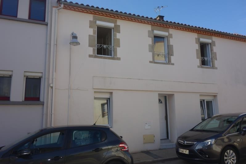 Rental apartment St denis la chevasse 420€ CC - Picture 1