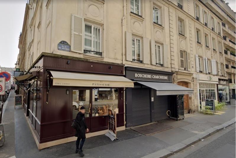 Rental shop Paris 6ème 3500€ HT/HC - Picture 1