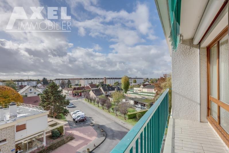 Sale apartment Bois d'arcy 241500€ - Picture 4