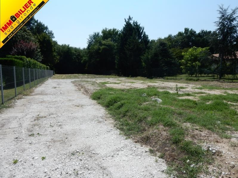 Sale site Langon 87 200€ - Picture 1