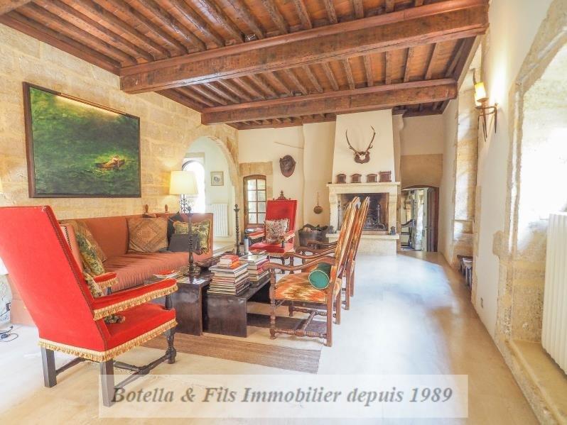 Vente de prestige maison / villa Uzes 995000€ - Photo 3