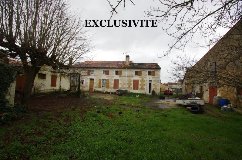 Sale house / villa Tonnay boutonne 262000€ - Picture 1
