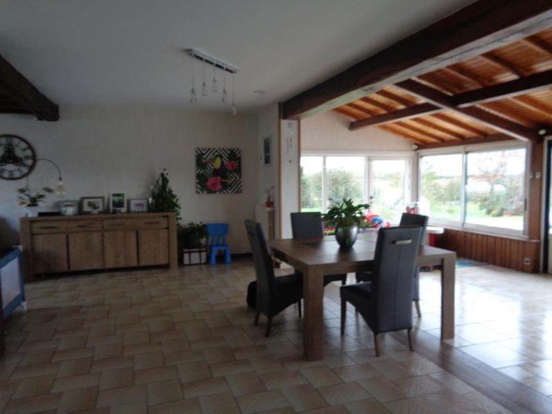 Vente maison / villa Pamproux 239200€ - Photo 4