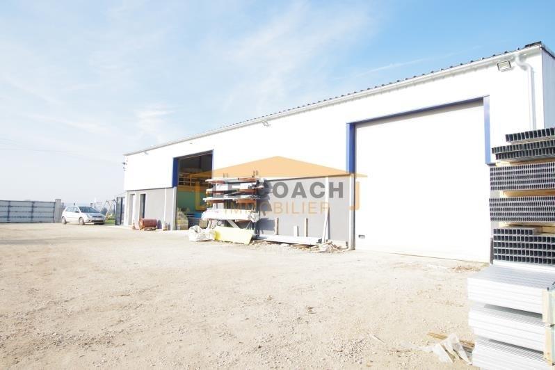 Vente local commercial Guerard 499000€ - Photo 1