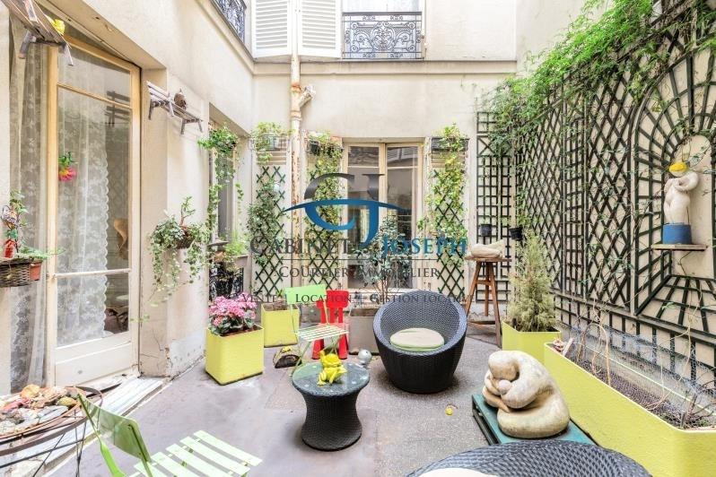 Deluxe sale apartment Paris 7ème 1450000€ - Picture 1