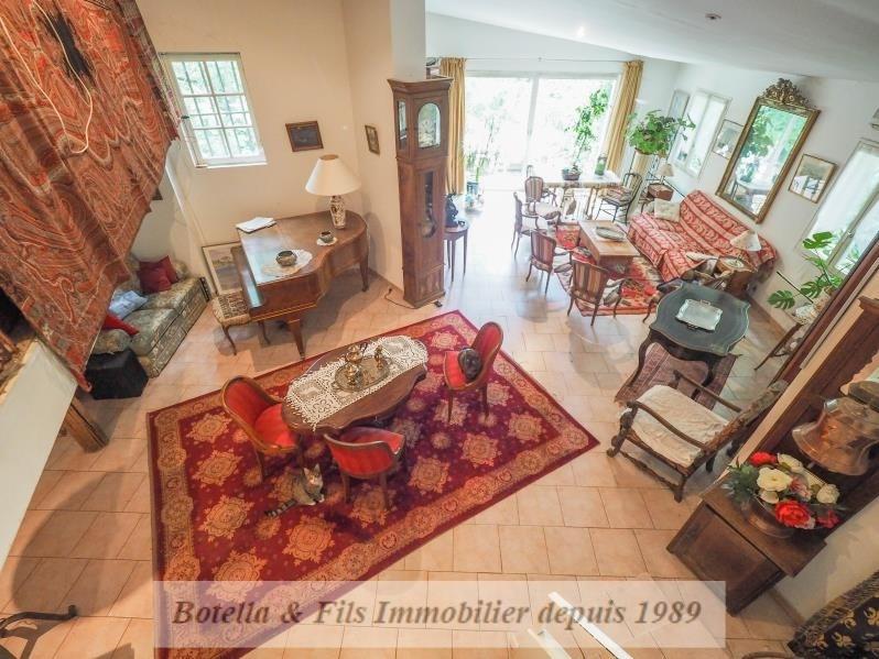 Vente de prestige maison / villa Uzes 495000€ - Photo 5