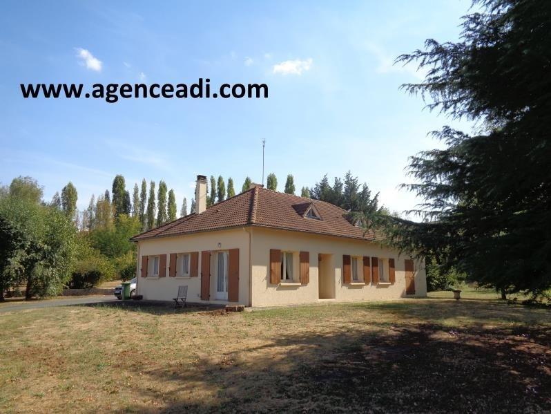 Vente maison / villa La mothe st heray 127900€ - Photo 1