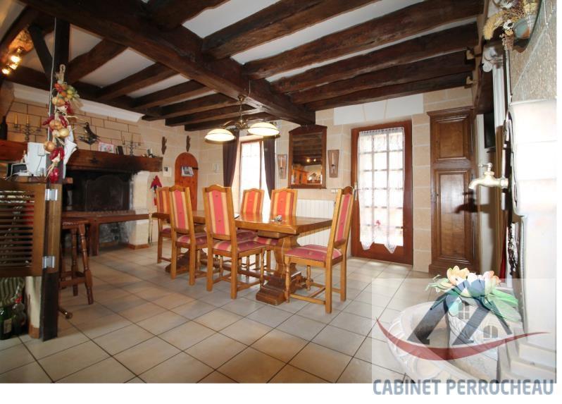 Sale house / villa La chartre sur le loir 176000€ - Picture 5