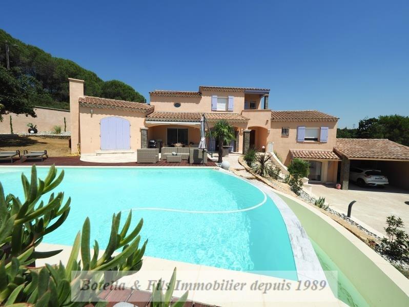 Vitalicio  casa Goudargues 226000€ - Fotografía 2
