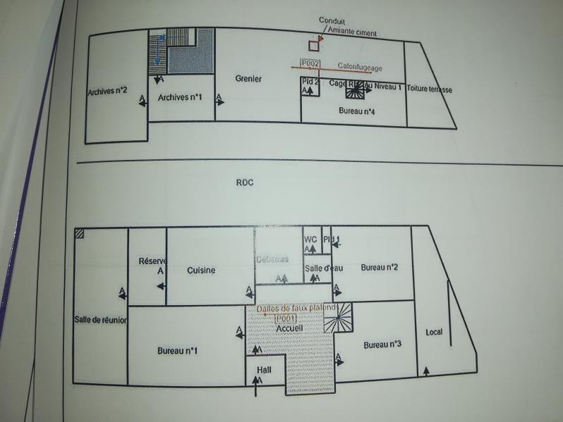 Sale empty room/storage Le mans 262500€ - Picture 2