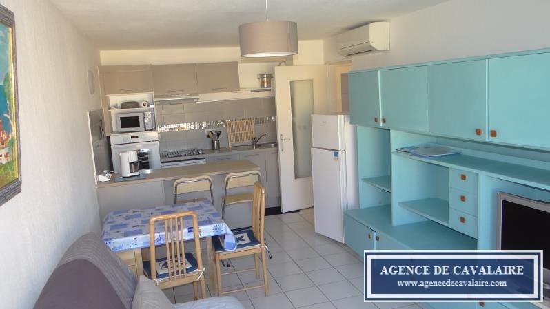 Vente appartement Cavalaire sur mer 195000€ - Photo 2