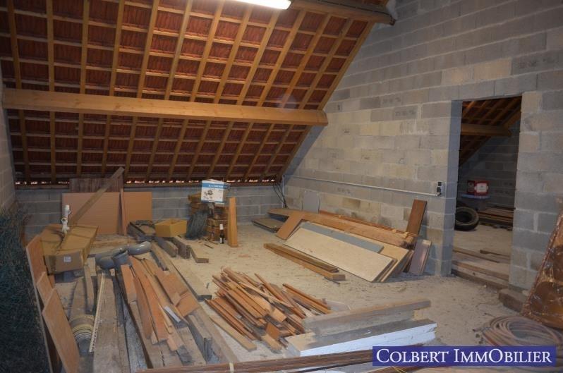 Verkoop  werkplaats Seignelay 97000€ - Foto 3