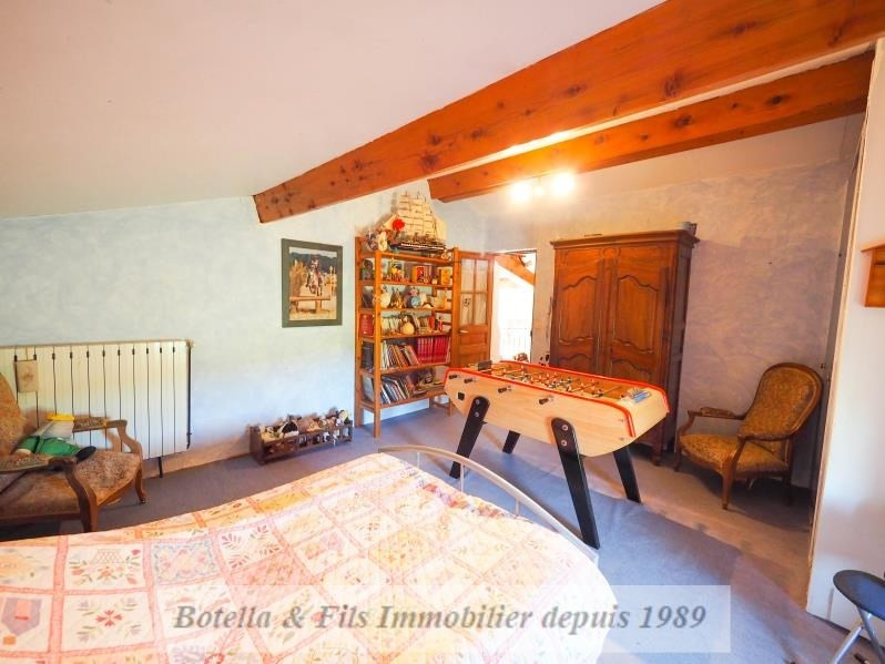 Vente maison / villa Barjac 318000€ - Photo 7