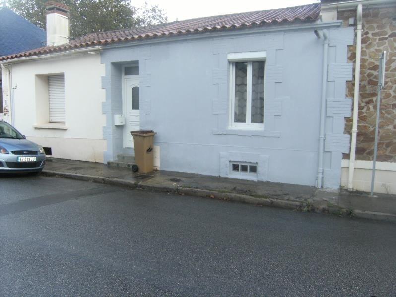Vente maison / villa Talmont st hilaire 137000€ - Photo 1