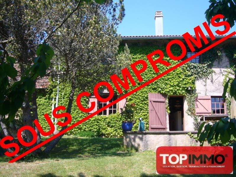 Sale house / villa La grande fosse 136500€ - Picture 1