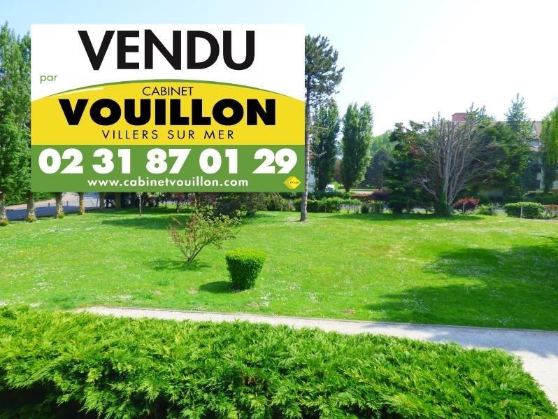 Revenda apartamento Villers sur mer 86400€ - Fotografia 1