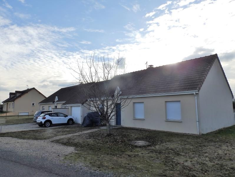 Venta  casa Villeneuve sur allier 149000€ - Fotografía 1