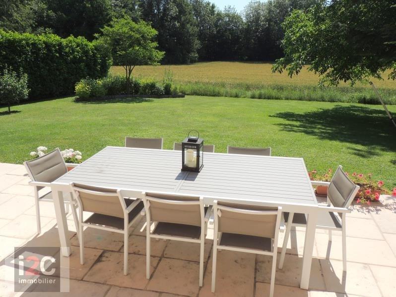 Vente maison / villa Divonne les bains 1090000€ - Photo 8