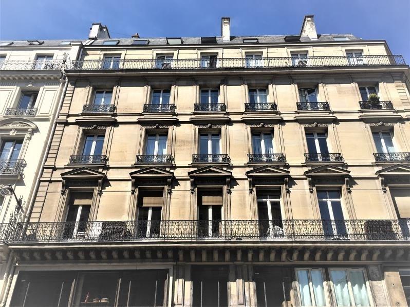 Rental office Paris 2ème 2750€ HT/HC - Picture 1