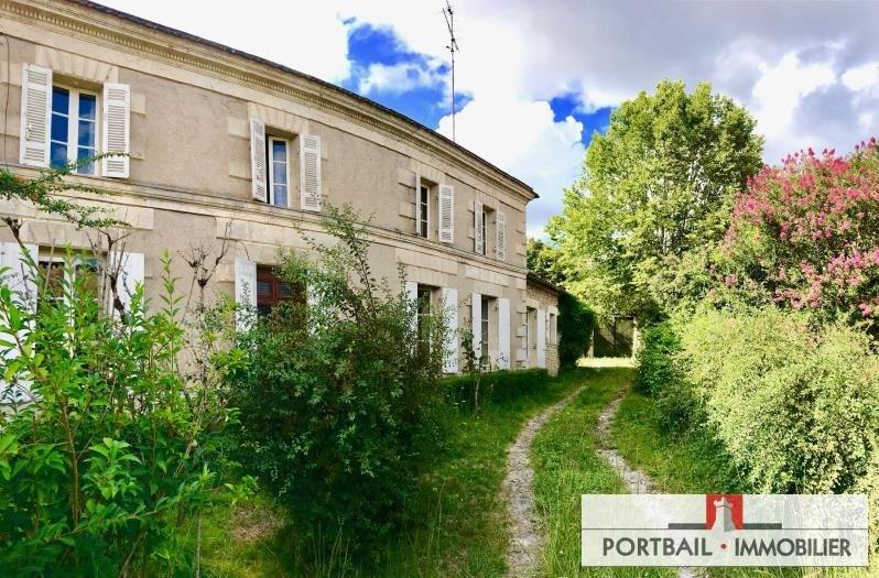 Sale house / villa Blaye 232000€ - Picture 1