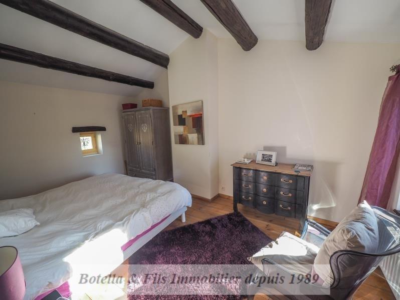 Vente maison / villa Bagnols sur ceze 378000€ - Photo 9
