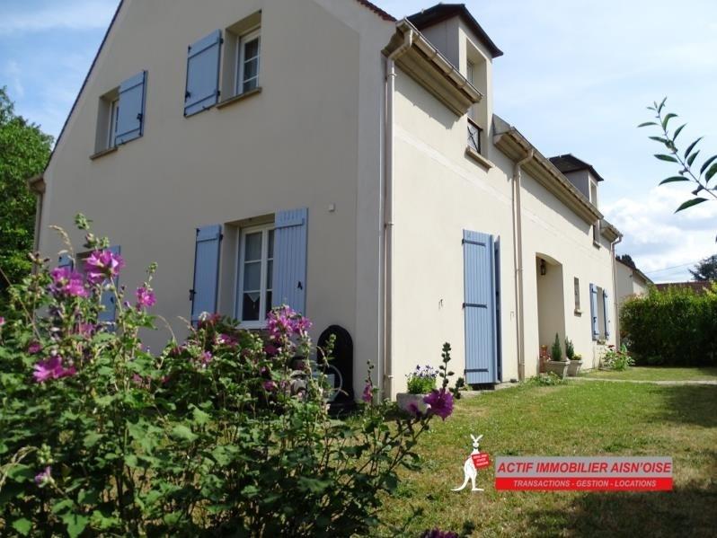 Deluxe sale house / villa Orry la ville 635000€ - Picture 1