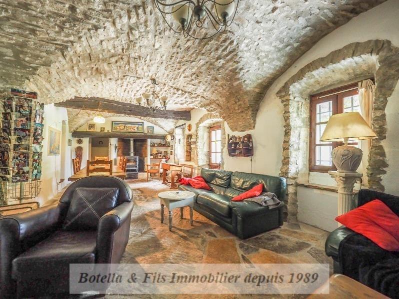 Venta de prestigio  casa Uzes 1055000€ - Fotografía 6