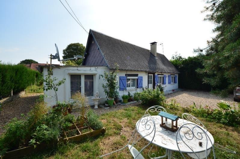 Sale house / villa Conches en ouche 133000€ - Picture 1