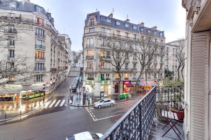Vente de prestige appartement Paris 18ème 1 280 000€ - Photo 4