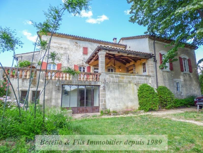 Verkoop van prestige  huis Anduze 1352000€ - Foto 18