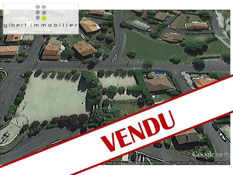 Vente terrain Cussac sur loire 26600€ - Photo 1