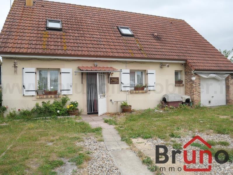 Sale house / villa Ponthoile 214000€ - Picture 1