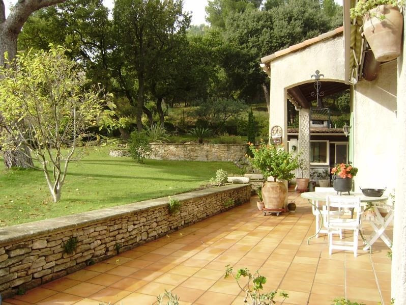 Vente maison / villa Lamanon 457 000€ - Photo 6