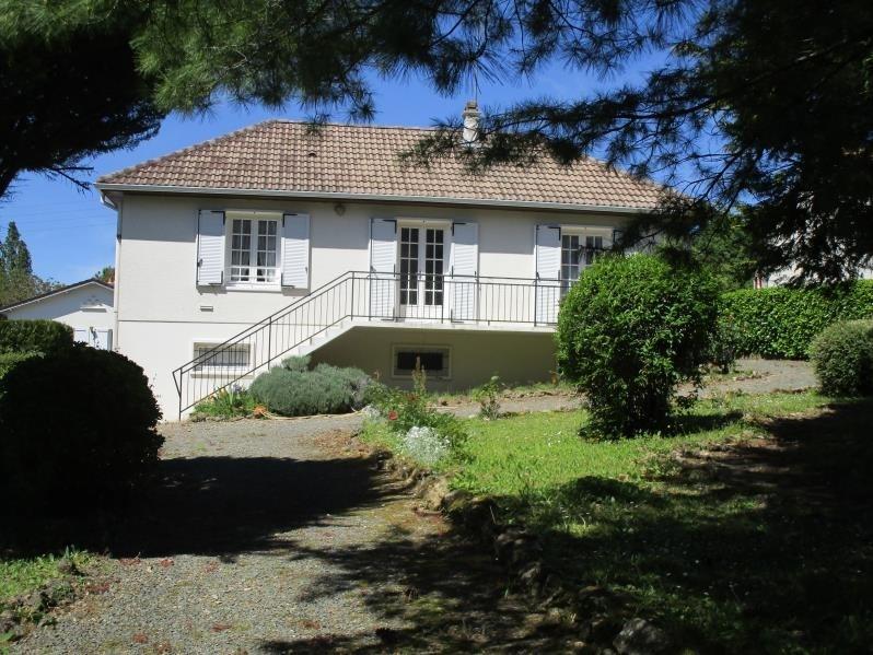 Vente maison / villa St maixent l ecole 156000€ - Photo 8