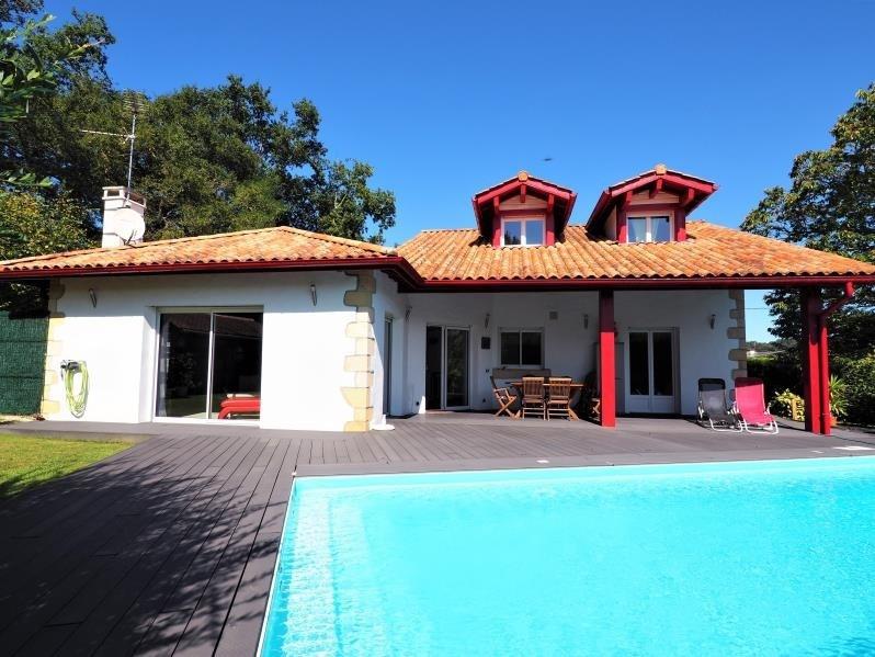 Vente de prestige maison / villa Ascain 752600€ - Photo 1