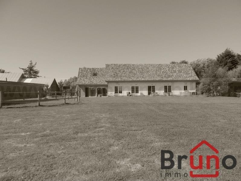 Vente maison / villa St quentin en tourmont 383000€ - Photo 1
