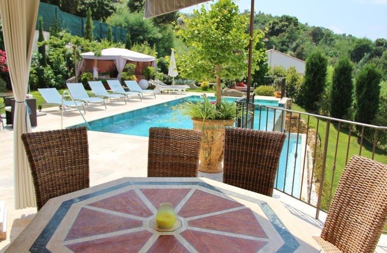 Vente de prestige maison / villa Tanneron auribeau 790000€ - Photo 6