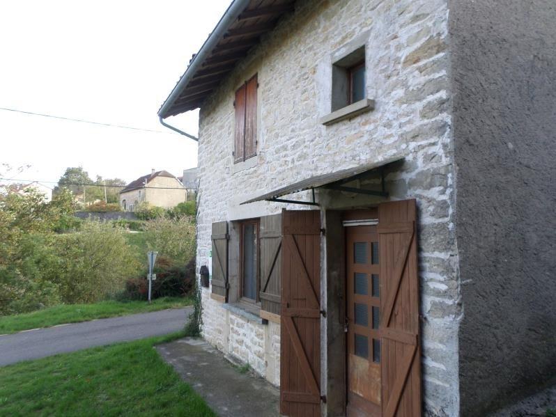 Vente maison / villa Rosay 75000€ - Photo 1