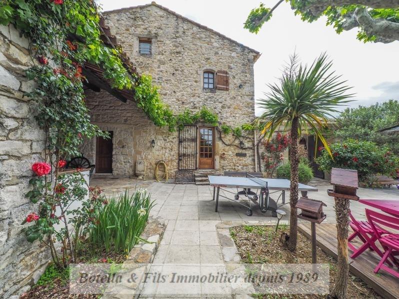 Immobile residenziali di prestigio casa Uzes 1055000€ - Fotografia 14